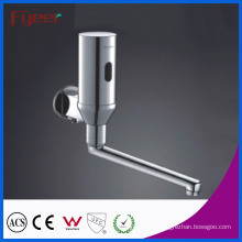 Fyeer Long Spout Wall Mounted Automatic Shut off Sensor Faucet