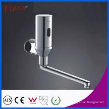 Fyeer Long Spout Wall Mounted Automatic Shut off Sensor Faucet