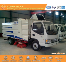 JAC 4X2 multifunctional sweeper truck