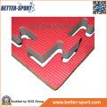Двухцветный EVA Mat, реверзибельный коврик из пены EVA для тхэквондо