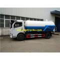 Vacuum 4000L 4x2 Dung Suction Trucks