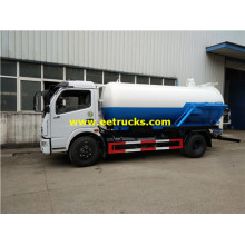 Aspirateur 4000L 4x2 Dung Suction Trucks