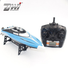 DWI new design 2.4G rc racing electric speed boat for sale