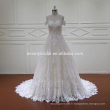 HD025 dernières robes de mariée vestidos de novia novia robes de mariée