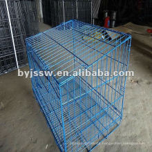 Folding PVC Coated Rabbit Cage