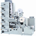 máquina de impresión de rollo de papel