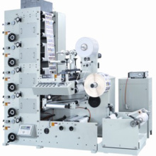 roll paper printing machine
