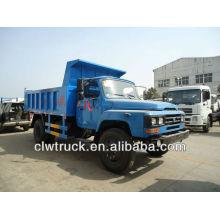 Caminhão de lixo hermético Dongfeng 140
