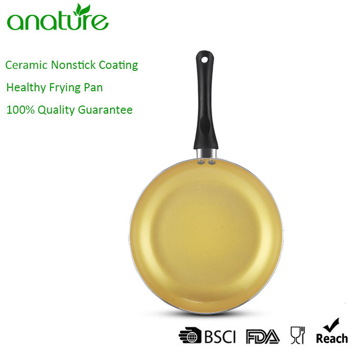 Cheap Aluminum Ceramic Nonstick Frying Pan