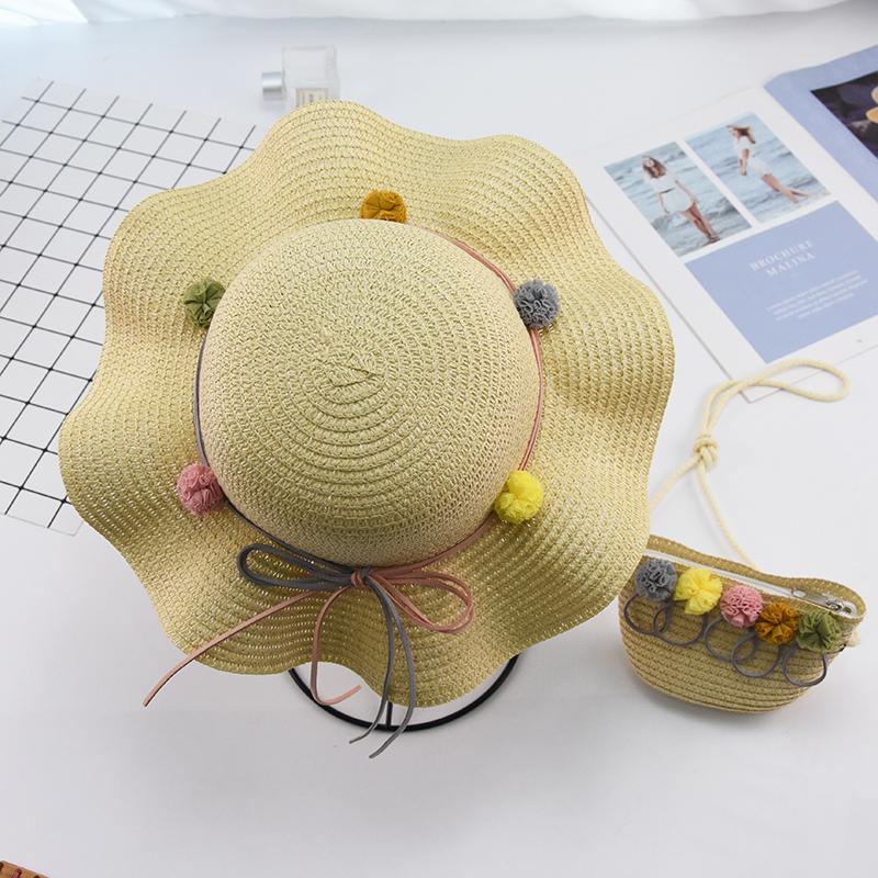 Children Summer Straw Hat Factory