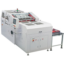 Automatic papers Pasting machine