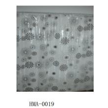 Cortina de ducha de PVC, Super claro, alcance de la calidad