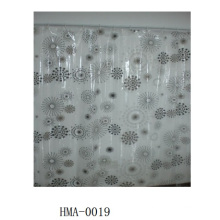 PVC Shower Curtain, Super Clear, Reach Quality