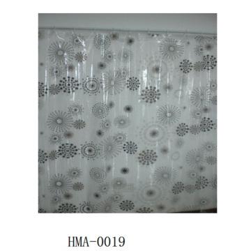 PVC Shower Curtain, Super Clear, Reach Quality