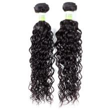 Máquina de tecelagem encaracolado 100 cabelo virgem malaio