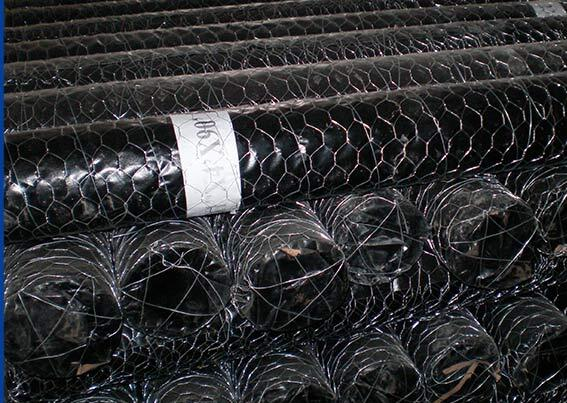 Galvanized Hexagonal Mesh Poultry Netting