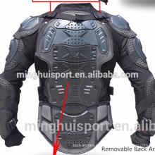 Chaquetas de Motocross de calidad superior Armadura Safty Body Armor Protector de Motocross