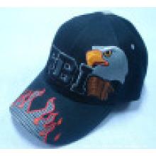 Бейсбольная кепка с аппликацией Bb1010