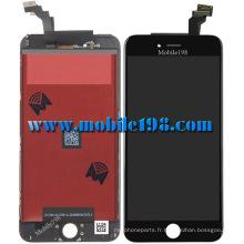 Affichage à l'écran LCD pour iPhone 6 Plus Mobile Phone