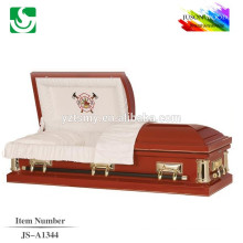 luxury solid cherry caskets