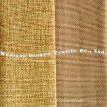 Slipcover Oxford Linen 100% Polyester Sofa Fabric