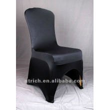 black colour,lycra chair cover CTS694,fancy and fantastic,cheap price but high quality
