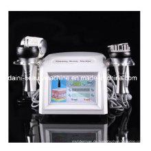 8in1 Vacuum Kavitation Tripolar Sextupolar Bipolar RF kalten Bio Photon abnehmen Maschine und Massage mit Haut Detox