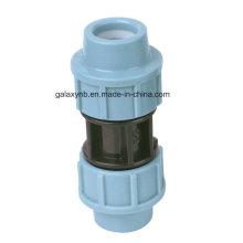 Acoplamento de PP durável para irrigação