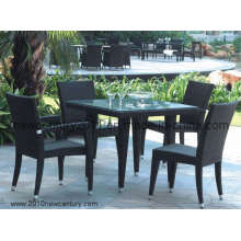 Rattan/Garden/Outdoor/Table and Chair Sets (7019)
