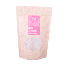 Compostable Eco-friendly Raw Packaging Bags with Window