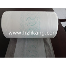 Partial Laminated PE Film for Diaper Backsheet