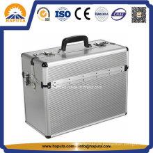 Silber Carry Pilot Hard Case mit Schultergurt