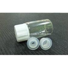 Tube 10ml Clear Empty Glass Vial
