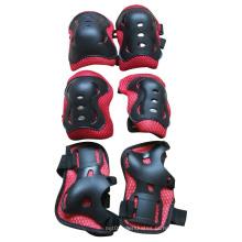 Roller Skate Crianças Red Protective Gear