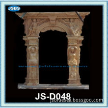 Hand Carved Cheap Single Indian Main Door Designs