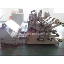 Fita de alta velocidade, Pet, PVC, rebobinamento e desenrolamento de máquina de corte