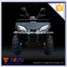Vente chaude 250cc 4 roues motrices pour adultes
