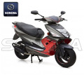 NOVA BULLET Scooter BODY KIT PIEZAS DEL MOTOR COMPLETO SCOOTER REPUESTOS ORIGINALES REPUESTOS