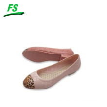 top brand pvc flat shoes for women