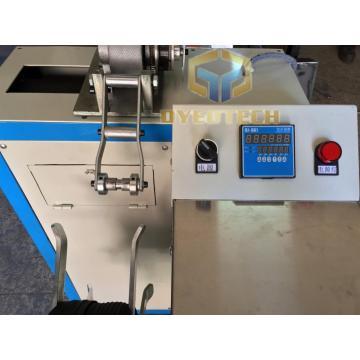 Nylon Zipper Coiling Machine