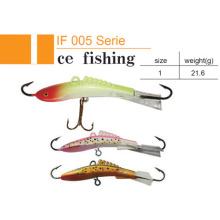 Leurre de pêche en plomb Leurre de pêche sur glace 005
