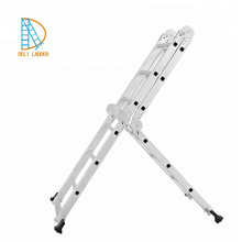 13 in 1 aluminum multi-purpose ladder with EN131
