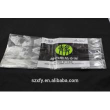 Personalizado OPP impreso plana bolsa de plástico abierta