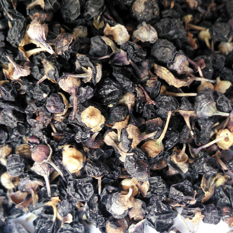Qinghai Chaidamu Bulk Black Goji Berry
