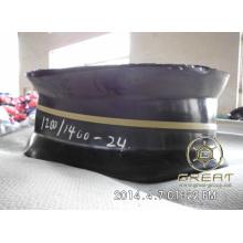 durable truck tube mat tire 1000/1100/1200-20,1100/1200-22,1200/1400-24