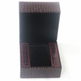 made in China single croco leather watch box