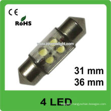 2013 Super quality 31mm 12V festoon led lighting