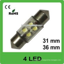 2013 Супер качество 31mm 12V гирлянда светодиодное освещение