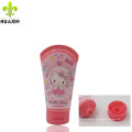 China supplier hair extension tube kitty printing for 50ml