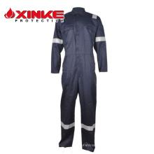 travailleur de la construction uniforme de la marine royale